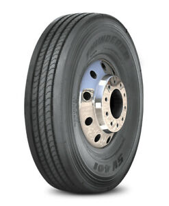 2 New Thunderer Sv401 225 70r19 5 Load G 14 Ply All Position Commercial Tires