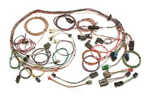 Fuel Injection Harness Gm Tpi Painless Wiring 60101