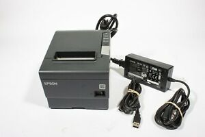 Epson Tm t88v M244a Thermal Receipt Printer Parallel W Ps 180 P supply