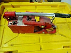 Hit Tools 22 hcc30 1 1 8 inch Hydraulic Wire Rope Cable Cutter W Handle