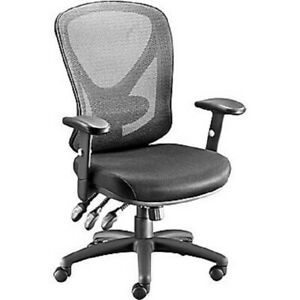 Staples Carder Mesh Back Fabric Computer Chair Desk Chair Office Chair
