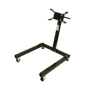 Summit Racing Engine Stand 918014 1 250 Lbs Capacity 360 Deg Rotation