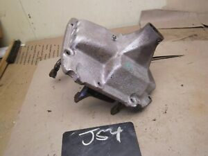 Chevrolet Truck 4 Speed Manual Transmission Sm465 Top Cover Shift Shifter Mount
