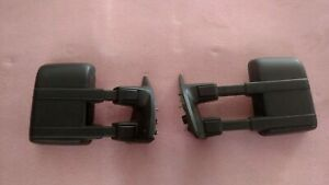 99 16 Ford Super Duty Manual Tow Mirrors