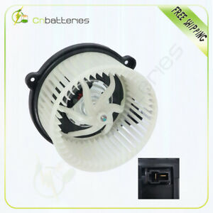 Front A c Heater Blower Motor W fan Cage For 1998 2001 Kia Sportage Car Parts