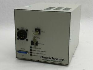 Melles Griot Omnichrome Ion Laser Power Supply 171b 220g 220v 9 4a Unknown