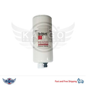 Fleetguard Fuel Filter With Water Separator Fs1022