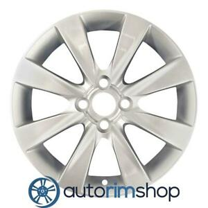 Hyundai Accent 2012 2013 2014 16 Oem Wheel Rim W Out Tpms Slot 529101r300