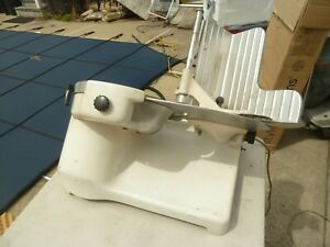 Us Berkel Commercial Meat And Cheese Slicer Used Local Pick Up Only
