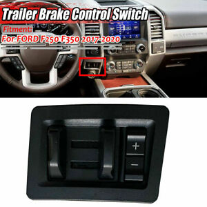 For Ford Super Duty F250 F350 2017 2020 In dash Trailer Brake Controller Module
