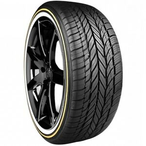 2 Vogue Tyre Custom Built Radial Viii 245 45r18 100v Xl Performance A s Tires