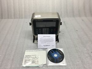 Avery Weigh tronix Zm303 sd1 Multi function Weight Indicator In Box Tested Good