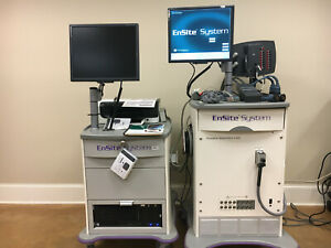 St Jude Medical Ensite Velocity Cardiac Mapping System V 8 0