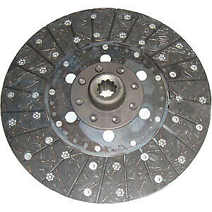 Clutch Disc Fits Case Ih Ford Ihc International Harvester Holland Jx55 Jx60 Jx65