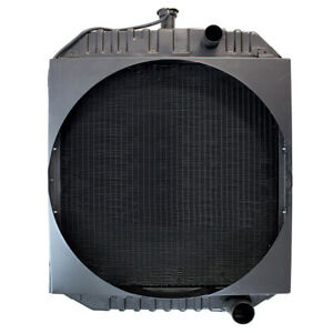 Radiator Fits White 2 135 2 155 Models 219586 219586 a 30 3203050 30 3203050 a 3