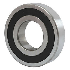 Deep Groove Bearing Fits Ford Holland 1000 1500 1600 1700 1910 2110 2120 Cl45 Cl