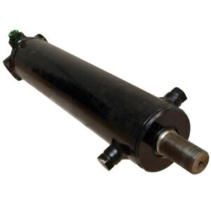 Power Steering Cylinder Fits Case Ih Ford Ihc International Harvester Holland
