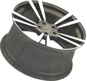 22 Rims For Cayenne S Gts Turbo 22x11 Concave Set Of 4