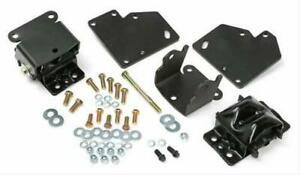 Trans dapt Performance Products 4690 S10 V8 Frame Mount Kit With Rubber Pads