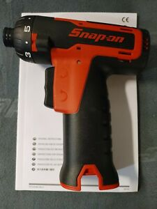 Snap on cts761 14 4 Volt 1 4 Micro lithium Cordless Screwdriver tool Only new