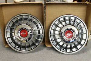 Ford Fairlane 15 Hubcap Wheel Covers