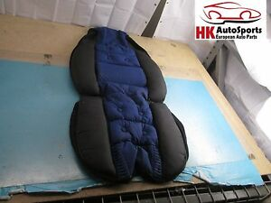 Universal Deluxe Car Front Seat Cover Black Blue Black Fits Jeep Wrangler 97 06