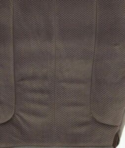 2003 2004 2005 Dodge Ram 2500 Driver Side Top Seat Cover In Tan Cloth L5