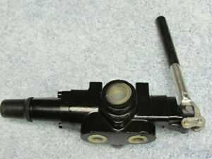 Nortrac 3 position 4 way Directional Control Manual Log Splitter Valve