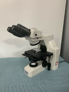 Nikon Eclipse E400 Microscope W 3 Nikon Plan Objectives 4x 10x