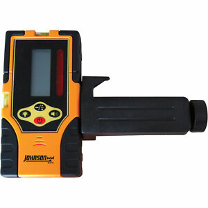 Johnson Level Two sided Laser Detector