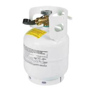 Miller Smith 13558 Propane Tank Lp 5 Lb Little Torch Cylinder