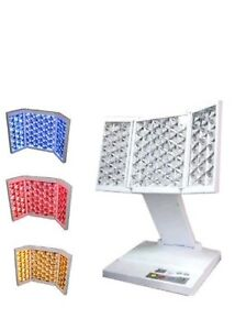 Skin Rejuvenation Red Blue Yellow Colors Led Pdt Therapy Light Beauty Equipment