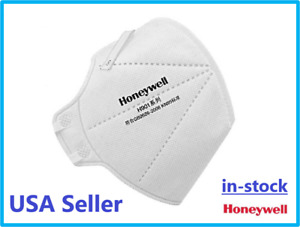10 Pc Honeywell Kn95 Protective Face Mask H901 Double Straps Kind Ready To Ship