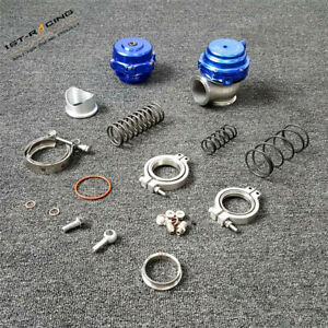 Universal 50mm Blow Off Valve Bov External 44mm Water Cold Wastegate Hardwares