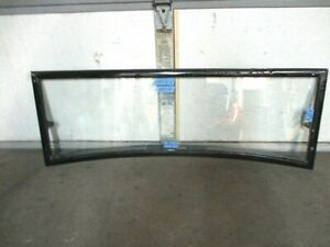 Original 1930 31 Ford Model A Coupe Front Windshield With Good Glass