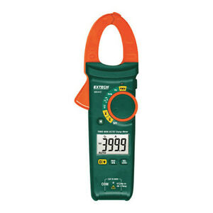 Extech Ma445 Clamp Meter trms ac dc With Ncv