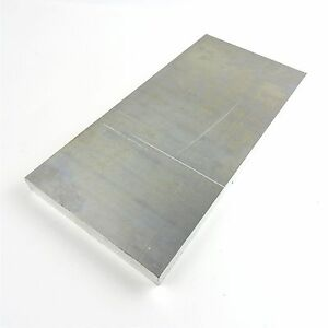 875 Thick 6061 Aluminum Plate 10 625 X 20 Long Solid Flat Stock Sku137182