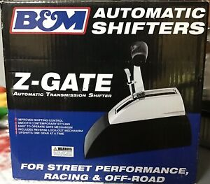 B m 80681 Z gate Automatic Shifter new Free Shipping Heymr L k