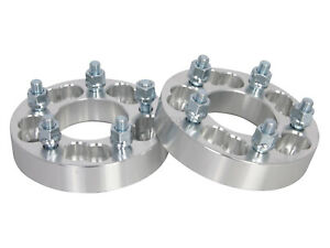 1 25 Wheel Adapters Spacers Converts 5x4 5 And 5x4 75 To 5x4 53 12x1 5 Studs
