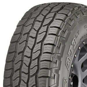 2 New Cooper Discoverer At3 Lt 265 70r16 Load E 10 Ply A t All Terrain Tires