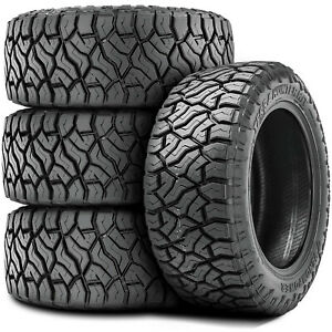 4 New Venom Power Terra Hunter R t Lt 33x12 50r20 E 10 Ply Rugged Terrain Tires