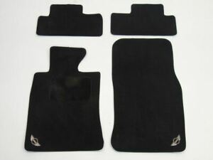Mini Cooper Hatchback Floor Mat Set Black 51479181159 07 13 R56 193