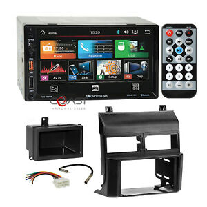Soundstream 7 Android Phonelink Stereo Dash Kit Harness For 1988 94 Chevy Gmc