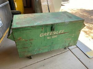 Greenlee 686 4000 Lb Cable Puller Wire Tugger Package