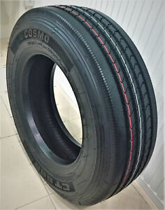 Cosmo Ct588 Plus 265 70r19 5 Load H 16 Ply Steer Commercial Tire