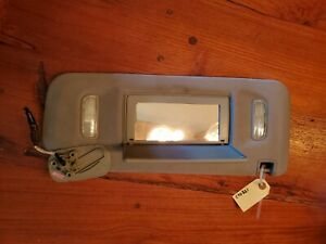 Gm Truck Suv 2007 2014 Pass Sun Visor lighted 544908429