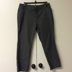Women#x27;s LEE All Day Pant Straight Leg Size 18 Short $9.00