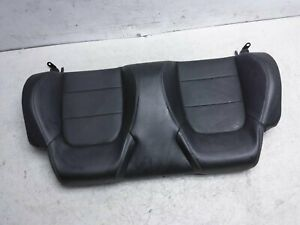 15 16 17 18 19 Ford Mustang Convertible Rear Lower Seat Portion 7666800 b