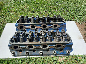 1987 1995 Ford Mustang 5 0l Pro Topline iron Rhs Cylinder Heads 302 Cobra Gt40