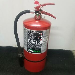 Ansul Clean Guard Fire Extinquisher
